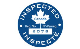 Canada inspected
